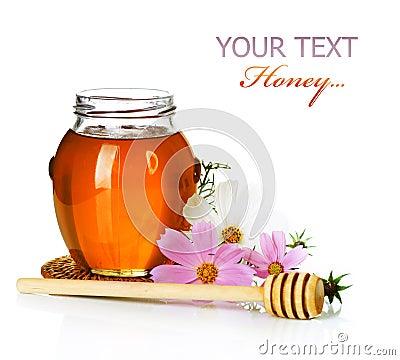 Free Honey Royalty Free Stock Image - 16123736