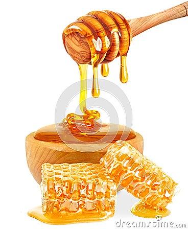 Free Honey Royalty Free Stock Images - 58556499