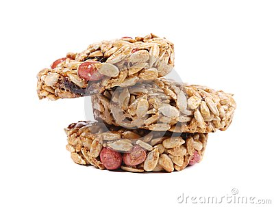 Honey bars with peanuts ,sunflower seeds