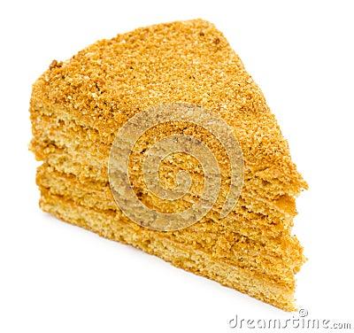 Free Honey Cake Stock Photo - 21879100