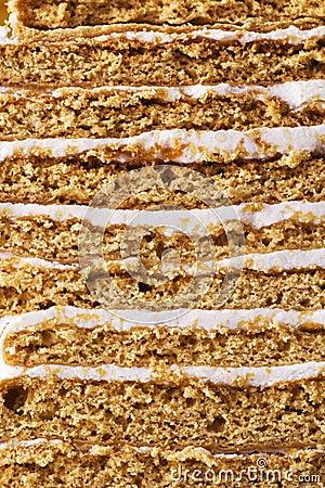 Free Honey Cake Stock Photo - 29013790