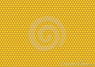 Honey comp pattern