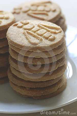 Honey cookies Editorial Image