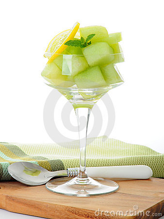 Free Honey Dew Melon Stock Images - 14427714