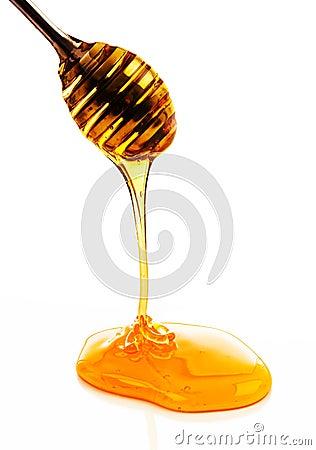 Free Honey Dipper Royalty Free Stock Photo - 12780415