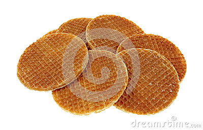 Honey Filled Wafers