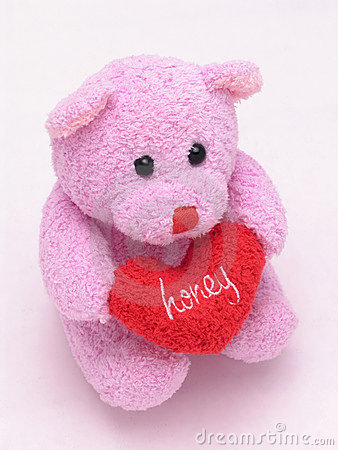 Honey heart bear 2