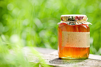 Honey Jar Stock Photos - Image: 19466103
