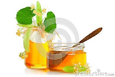 Honey and linden