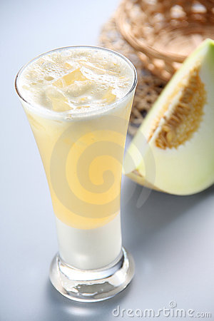 Honey Melon Juice
