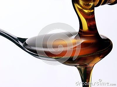 Honey pure.