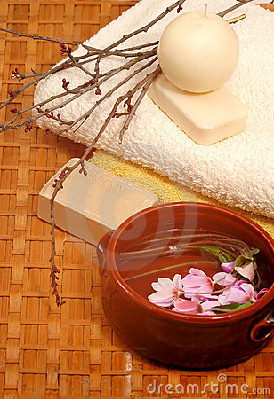 Free Honey Soaps In Spa Stock Photos - 2491573