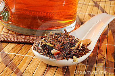 Honey Spice Rooibos Tea