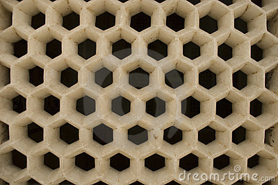 Honeycomb-like structure