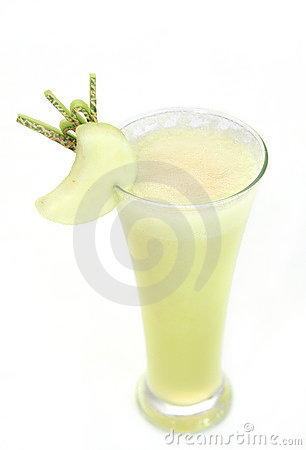 Honeydew melon juice