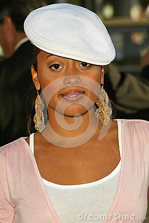 The Honeymoon,Essence Atkins Editorial Stock Photo