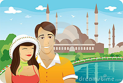 Honeymoon in Istanbul