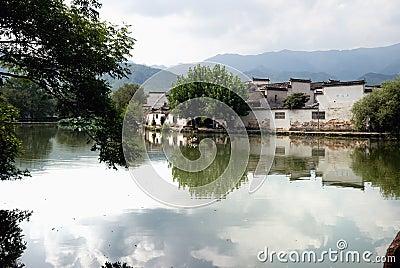 Hong Cun Old Village Water Town