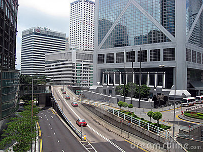 Hong Kong Editorial Stock Photo