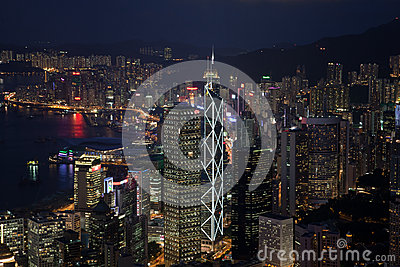 Hong Kong Editorial Photography