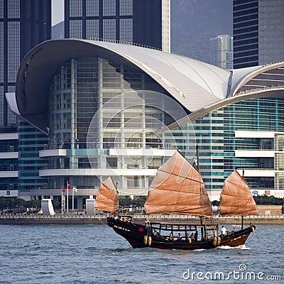 Hong Kong Editorial Image