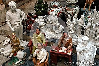 Hong Kong: Chairman Mao Zedong Mementos