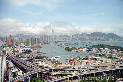 Hong Kong City and Highways