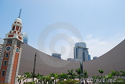 Hong Kong Clock Tower and Cultural Centre
