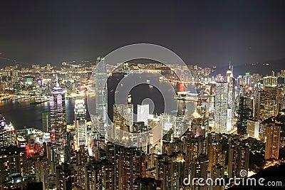 Hong Kong dal picco