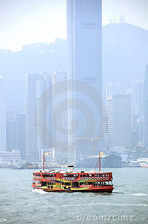 Free Hong Kong Harbour Royalty Free Stock Photography - 281067