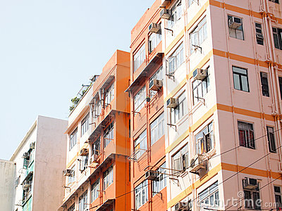 Hong Kong Housing Apartments