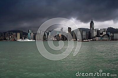 Hong-Kong landscapes