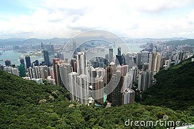 Hong Kong panaramic