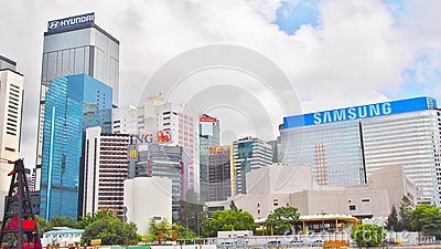 Hong Kong Editorial Photography