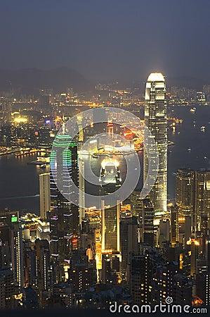 Free Hong Kong Portrait Royalty Free Stock Photos - 1066558