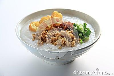 Hong Kong Style Meat Porridge Stock Photos - Image: 38681563