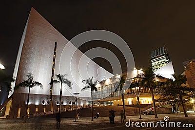 Hong Kong Tsim Sha Tsui Cultural Centre