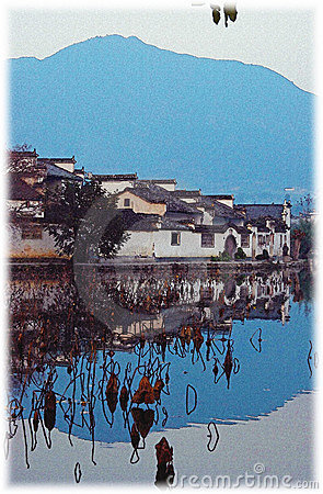 Free Hongcun Impression, Anhui, China Stock Photos - 761173