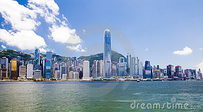 Hongkong Editorial Stock Photo