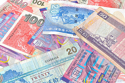 Hongkong dollars