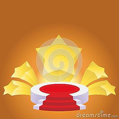 Honour succeed podium  rostrum
