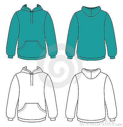 Free Hooded Sweater Stock Image - 17483051
