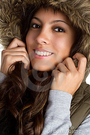 Hooded Winter Teen