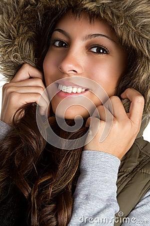 Hooded Winter Teen