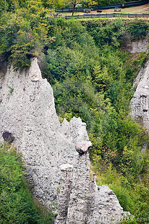 Hoodoos in Zone Italy