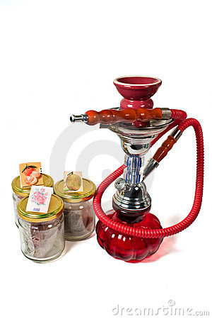 Hookah and flavours