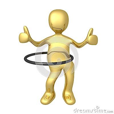 Hoop Dancing