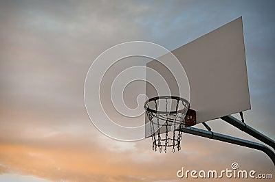Hoop Dreams - Basket Ball Court