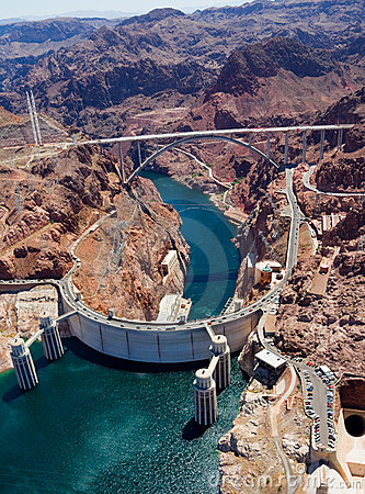 Free Hoover Dam Royalty Free Stock Images - 14618999