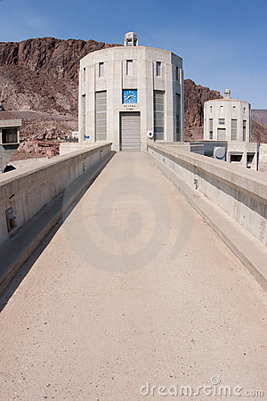Hoover Dam Intake Tower